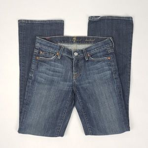 7 For All Mankind Bootcut Jeans 7FAMK 25